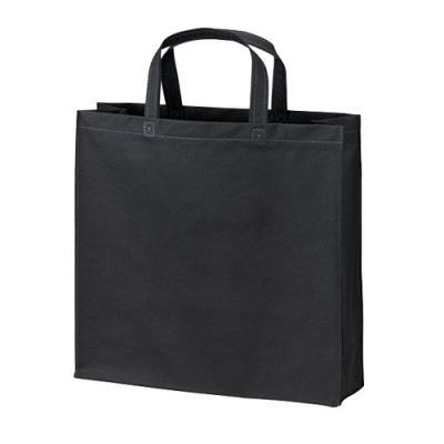 カラモ 不織布バッグ トート 黒