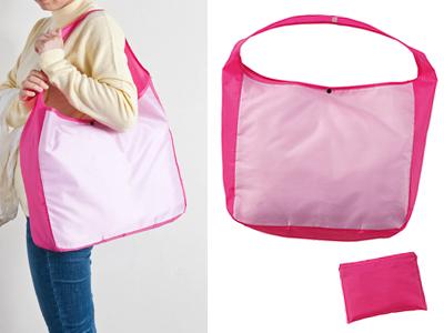 ポケットショルダーバッグ(ピンク)