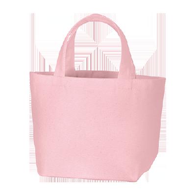 キャンバスデイリートート(S) ピンク
