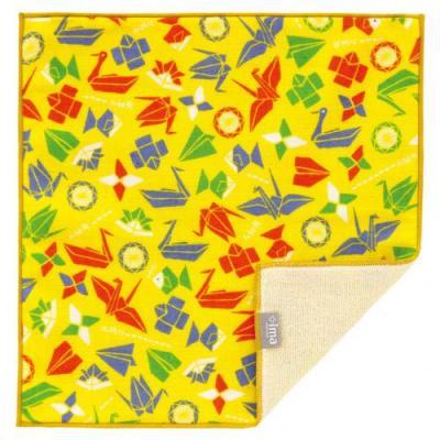 今治うまれのハンカチ +ima 折り紙