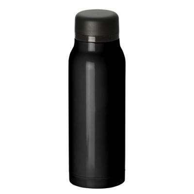 ステンレスボトル(420ml)(黒)